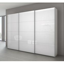 Armoire Marcato 6 à 3 portes coulissantes