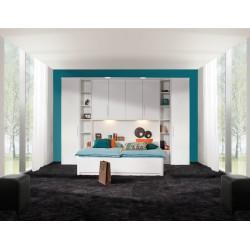 lit pont d couvrez notre gamme de lits ponts. Black Bedroom Furniture Sets. Home Design Ideas