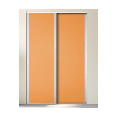 Kazed 2 portes influence d cor acheter en ligne for Decoration porte placard