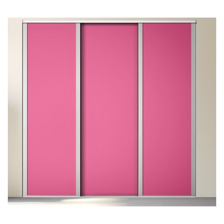 Kazed 3 portes influence d cor achat en ligne for Decoration porte placard