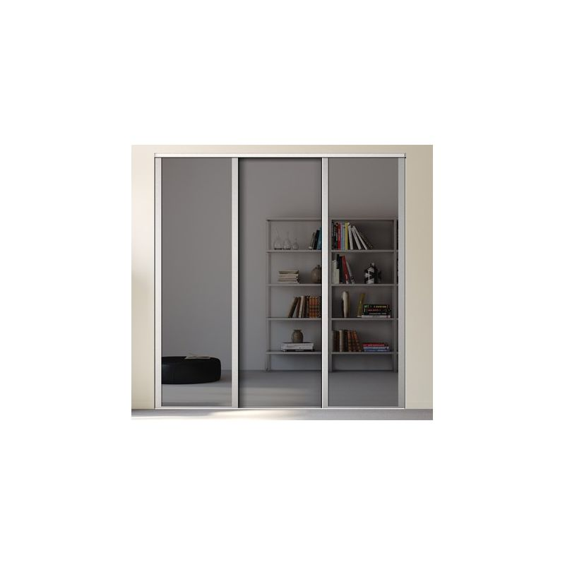 kazed 3 portes influence miroir achat en ligne. Black Bedroom Furniture Sets. Home Design Ideas