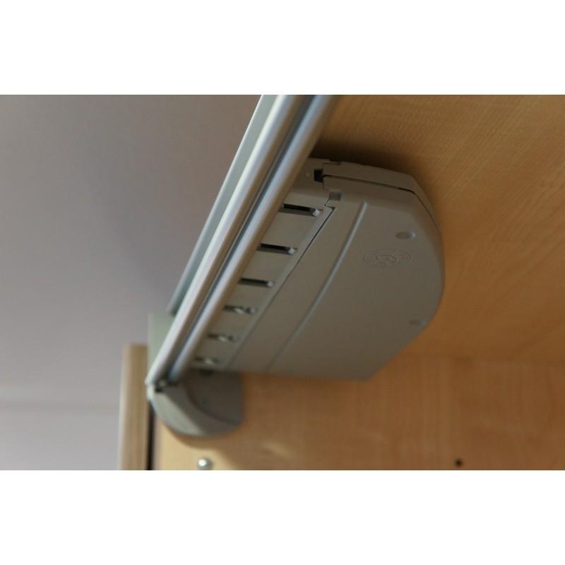 Ralentisseurs de portes pour armoire nolte - Joint balai porte coulissante ...