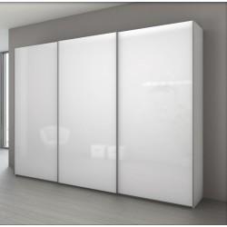 armoire marcato 1 3 portes coulissantes achat en ligne. Black Bedroom Furniture Sets. Home Design Ideas