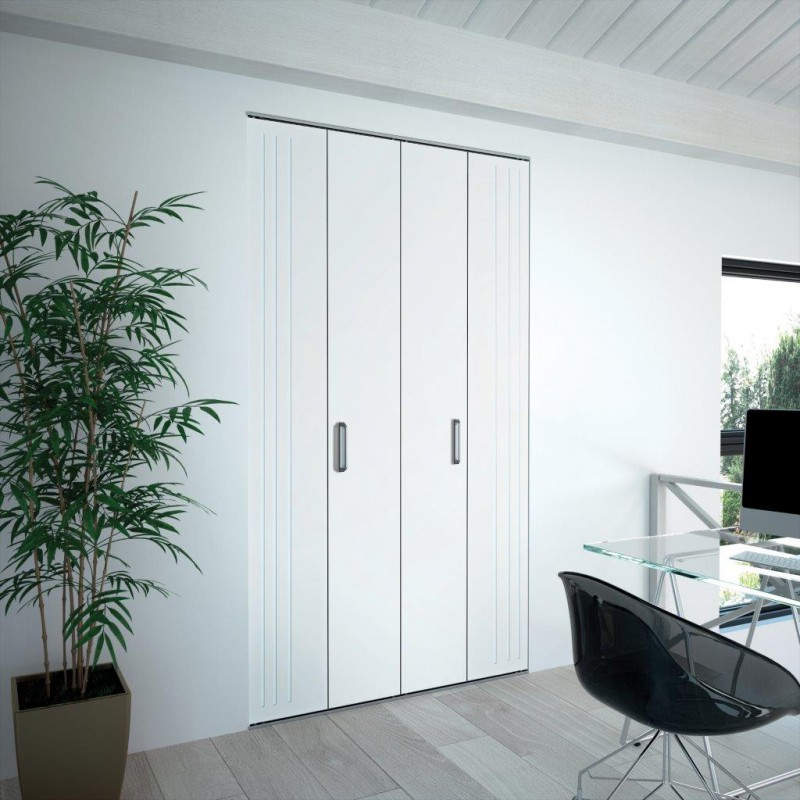 Porte Accordon Sur Mesure Porte Lani Res Repliables En Accord On