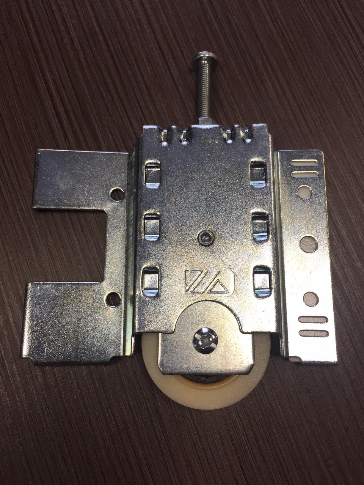 Rail kazed porte de placard coulissante surmesure kazed - Galet roulette porte de placard coulissante ...