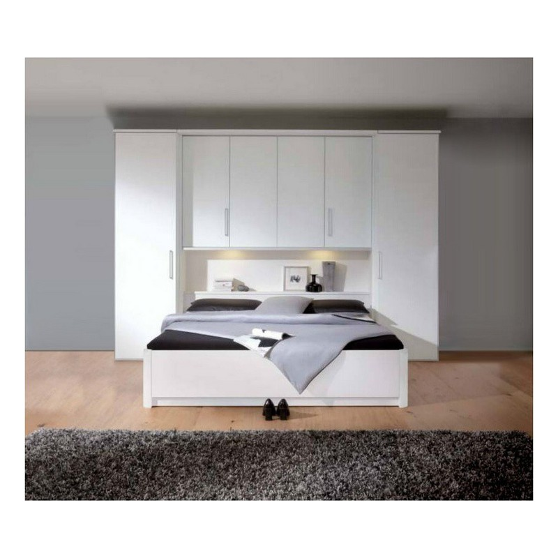 meuble tour de lit homeezy. Black Bedroom Furniture Sets. Home Design Ideas