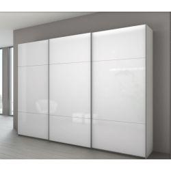 Armoire Marcato 3 à 3 portes coulissantes