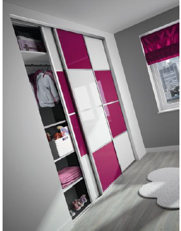 am nager la chambre de votre adolescent avec des portes kazed blog univers du placard. Black Bedroom Furniture Sets. Home Design Ideas