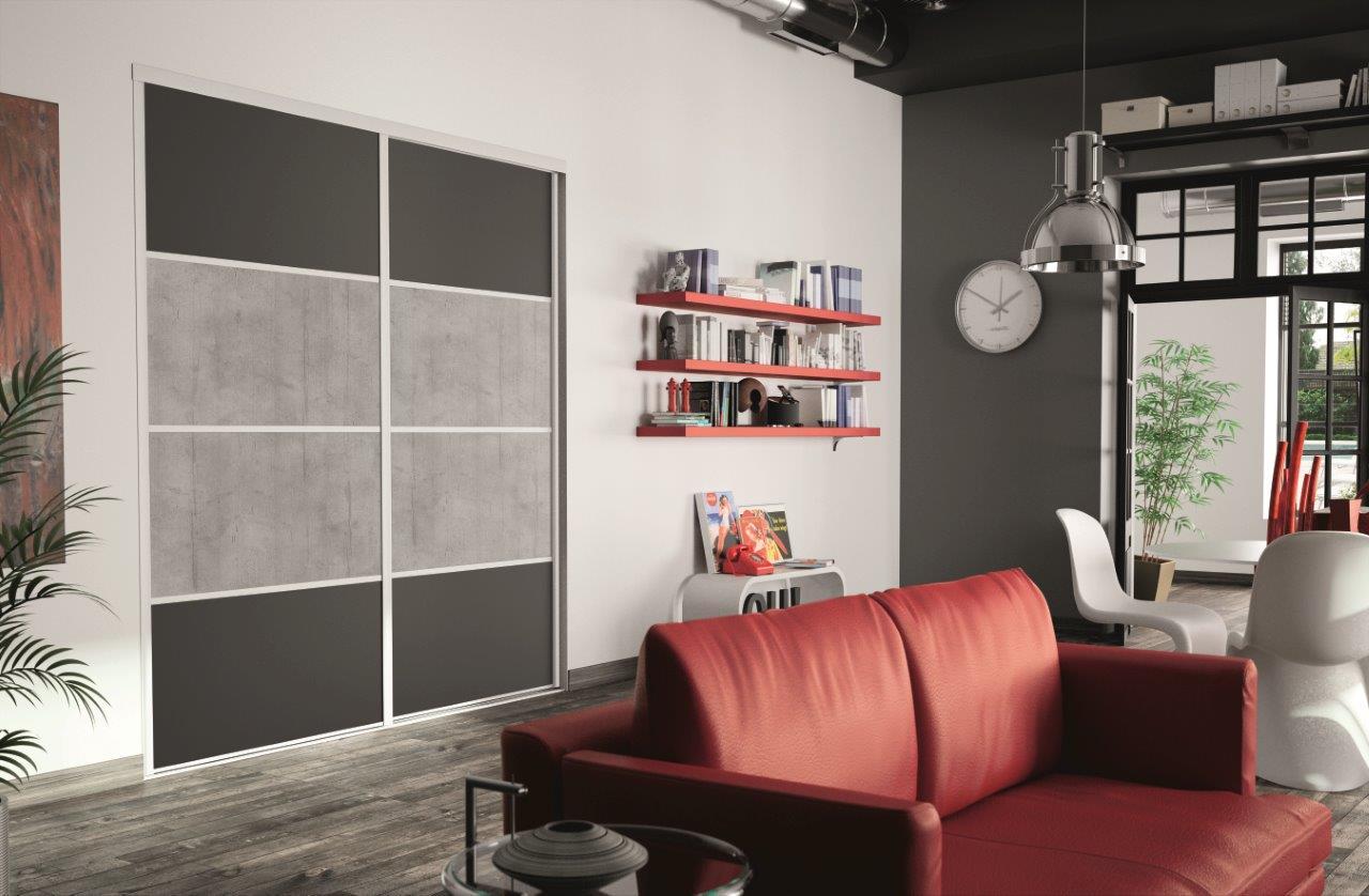 esprit industriel esprit loft blog univers du placard. Black Bedroom Furniture Sets. Home Design Ideas