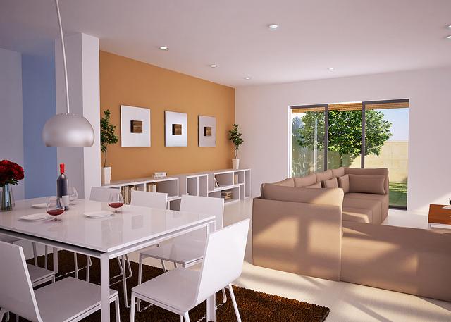 espace ouvert les astuces pour bien l agencer blog. Black Bedroom Furniture Sets. Home Design Ideas
