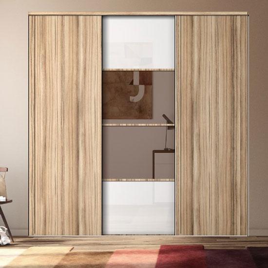 quelles portes choisir pour mon placard blog univers du placard. Black Bedroom Furniture Sets. Home Design Ideas