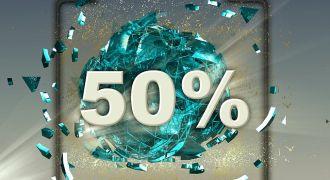 Promotion - 50 %