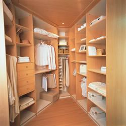 Dressing - Dressing dans un placard ...