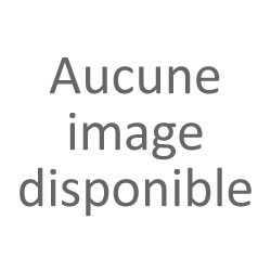 Modification du décor du profil DEDICACE alu naturel en effet inox brossé PERROT 1126